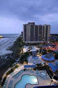 Kingston plantation romantic vacation resort best for Inexpensive romantic getaways in south carolina